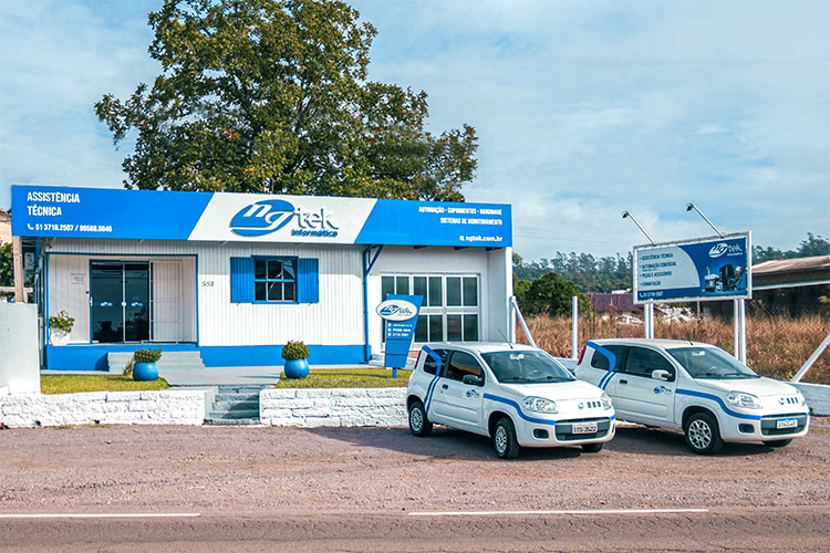 NGtek Informática Vera Cruz